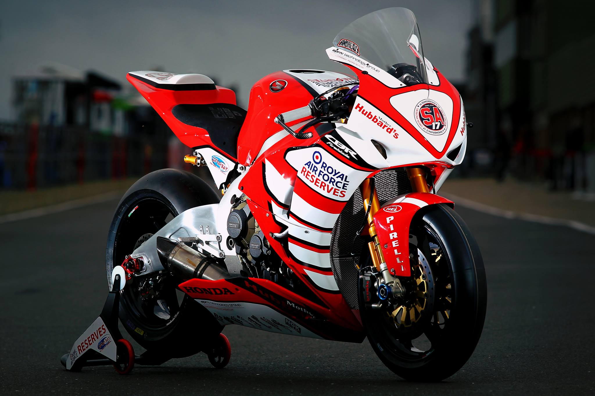 CRC Race Fairings Motorcycle Bodywork