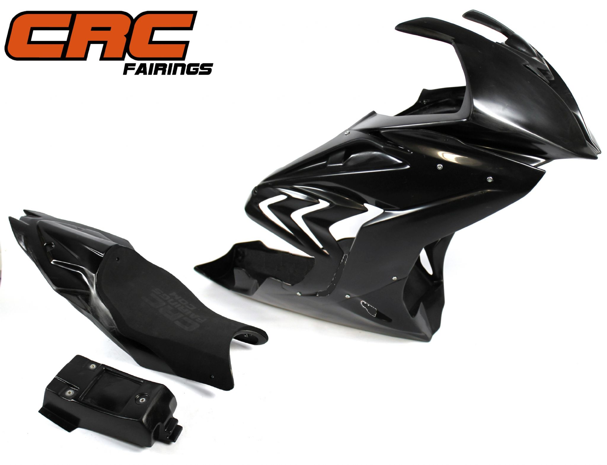 Crc Fairings Bmw S1000 2012 Complete Set Of Race Fairings With